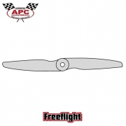 Propeller 6.5x2.9 Friflyg