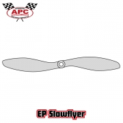 SLOW FLYER PROP 8X3,8