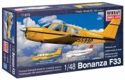 1/48 Bonanza F-33 Straigh