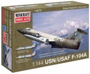 1/144 F-104A USAF
