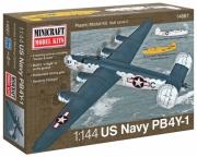 1/144 PB4Y-1 US Navy