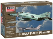 1/144 F-4E/F Phantom USAF/Luftwaffe