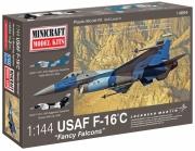 1/144 F-16  USAF