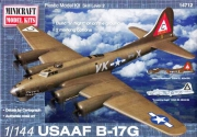 "1/144 B-17G USAAF ""Mercy's Madhouse"""