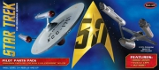 Star Trek TOS U.S.S. Enterprise Pilot Parts Pack 1/350
