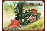 The General Locomotive 1/25*SALE