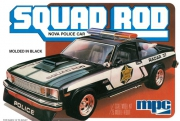 1979 Chevy Nova Squad Rod Police Car 1/25