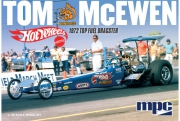 Tom Mongoose McEwen 1972 Rear Engine Dragster 1/25*
