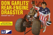 Don Garlits Wynns Charger Rear Engine Dragster 1/25