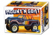 "Jeep Commando ""Mount 'N Goat"" 1:25"