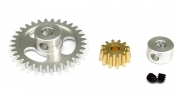 Drev & pinion 32 12t std