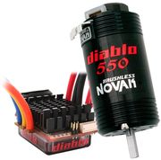 Diablo Set Dbl batteri Mo