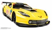 Kaross Chevrolet Corvette C7.R 1/10 190mm