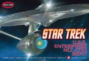 Star Trek USS Enterprise NCC-1701-A Refit 1/1000