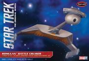 Star trek Romulan Battle Cruiser Snap-kit*
