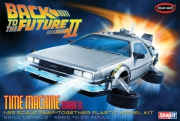 Back To the Future II Time Machine 1/25*