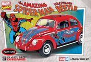 VW SPIDER-MAN BEETLE