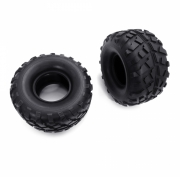 Däck 2WD Monster Truck inkl Foams (2)