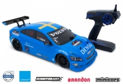 1/10 Polestar S60 STCC 4WD Racing bil RTR Brushed