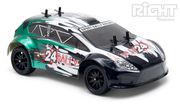 1/24 Sport Rally 4WD Elbil 2.4G RTR