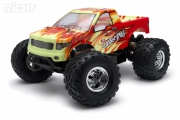 1/10 GRAMPUS 2WD Monster Truck RTR