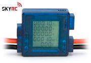 SKY RC Wattmätare 0-60V,