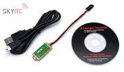 Mjukvara med USB kabel