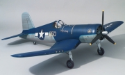 F4U Corsair Giant TF byggs.