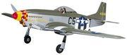 P-51 Mustang ARF 60-120