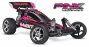Bandit 2WD 1/10 RTR TQ Courtney Force / Pink