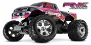 Stampede 2WD 1/10 RTR TQ Pink Edition