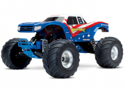 BIGFOOT 2WD 1/10 RTR TQ Röd/Vit/Blå