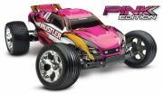 Rustler 2WD 1/10 RTR TQ, Courtney Force / Pink