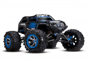 Summit 4WD 1/10 RTR TQi LED Blå - Utan Batt/Laddare