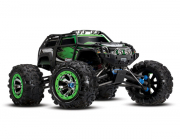 Summit 4WD 1/10 RTR TQi LED Grön - Utan Batt/Laddare