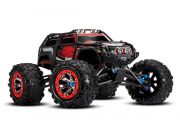 Summit 4WD 1/10 RTR TQi LED Röd - Utan Batt/Laddare