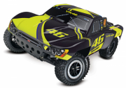 Slash 2WD 1/10 TQ RTR VR46 med Batteri & Laddare