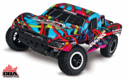 Slash 2WD 1/10 RTR TQ OBA Hawaiian
