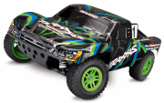 Slash 4x4 XL-5 1/10 RTR TQ Grön