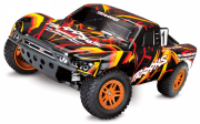 Slash 4x4 XL-5 1/10 RTR TQ Orange med Batt/Laddare