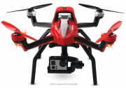 Aton-Plus Quad-Copter 2.4G RTF med 2-Axis Gimbal