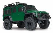 TRX-4 Scale & Trail Crawler Land Rover Defender Grön RTR