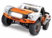 UDR 4WD TQi TSM FOX LED-set utan laddare & batteri RTR