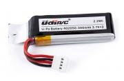 Li-Po Batteri 1S 3,7V  30