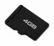 TF (microSD) Minneskort 4