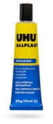 UHU Allplast Tub 33ml Blister