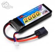 Li-Po 7.4V 2000mAh 25C TR