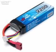 Li-Po Batteri 3S 11,1V 22