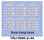 Kroppfästen TALI H500-Z-0