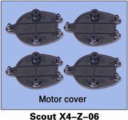 Motorkåpa Scout X4-Z-06